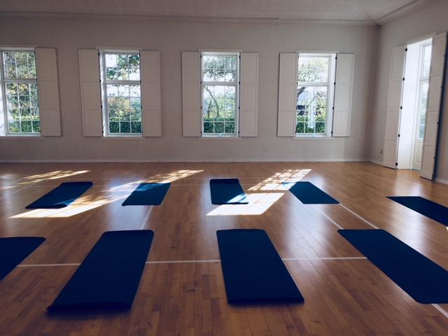 Yoga Mårslet faciliteter